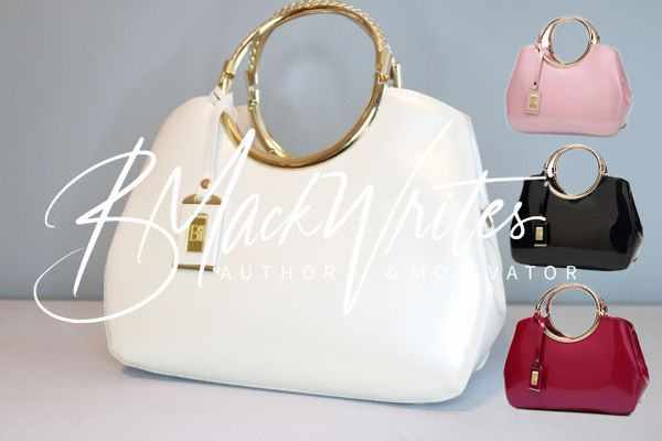 BMack's Gloss Glam Purse