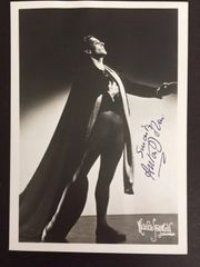 ANTON DOLIN SIGNED STUDIO PHOTO ENGLISH BALLET DANCER & CHOREOGRAPHER WITH DIAGLILEV