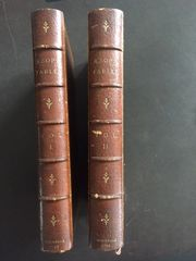 THE FABLES OF AESOP. WITH A LIFE OF THE AUTHOR, AND EMBELISHED WITH 112 PLATES, IN TWO VOLUMES, PRINTED FOR JOHN STOCKDALE