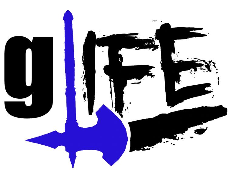 gLife official logo of hip hop artist from Utah g-life aka georgelife the underground rapper
