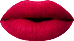 SOLD OUT- Danger - Classic vivid cherry red