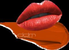 MISS SCARLETT - A gorgeous bold orange red
