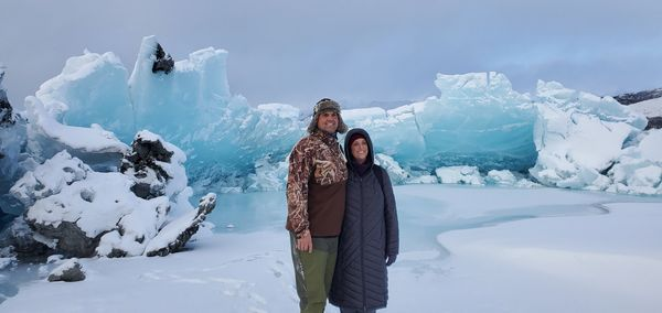 Matanuska Glacier hike, private tour.