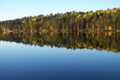 quiet lake, peaceful boating beautiful lake trout lake  camping