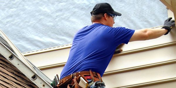 Exterior renovations such as window replacement, door replacement, siding replacements.