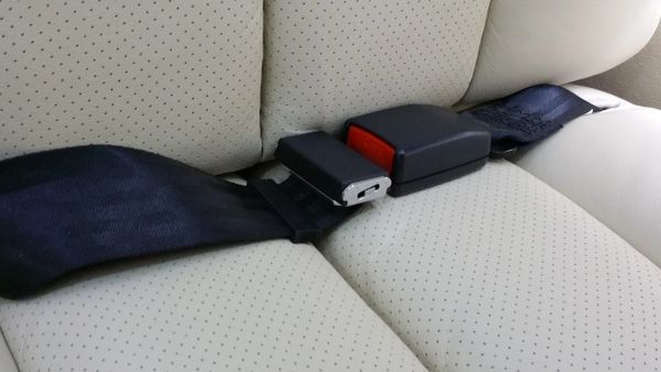 Automotive Sofa Lap Seat Belts