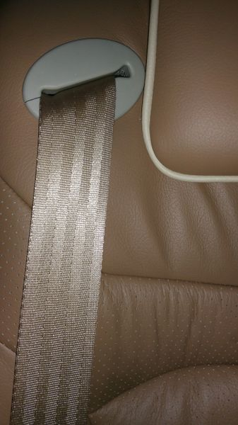 Integrated Seat Belt Systems