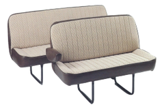 Transit Bus Benches