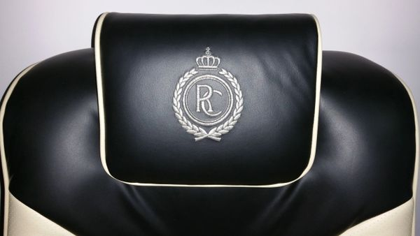 Custom Headrest Logo