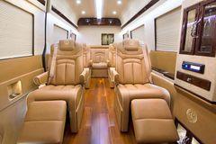 Merdeces Sprinter Custom Seat Package