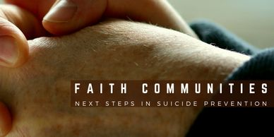 Faith Communities suicide prevention