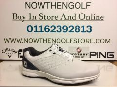 FootJoy ARC SL Golf Shoes (White/Navy)