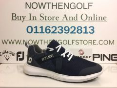 FootJoy FJ Flex Golf Shoes (Navy)