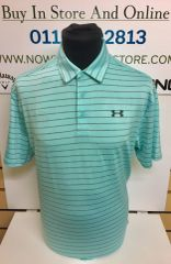 Under Armour Playoff Polo 2.0 (Neo Turquoise)