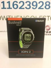 Bushnell Golf ION-2 GPS Rangefinder Watch