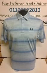 Under Armour Playoff Polo 2.0 (Light Blue)