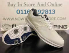 FootJoy Contour Spiked (White) 54113