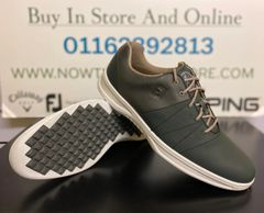 FootJoy Contour Casual (Charcoal) 54072