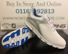 FootJoy Superlites XP (White/Grey/Blue) 58060
