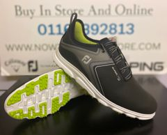 FootJoy Superlites XP (Black/Lime) 58075