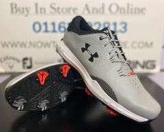 Under Armour HOVR MatchPlay E Golf Shoes (Grey)