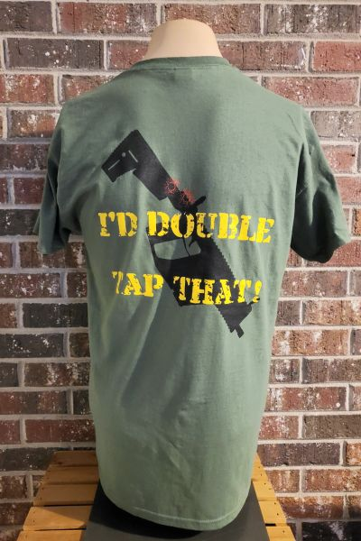 I'd Double Tap That! Kriss Vector T-Shirt