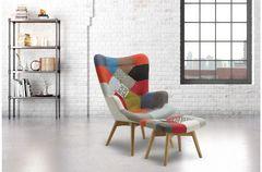 Sloane Armchair & Stool