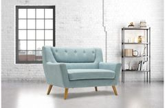 Lambeth Medium Sofa duck egg or grey