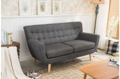Loft 3 Seater Sofa grey