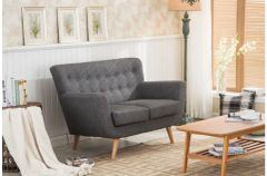 Loft 2 Seater Sofa grey
