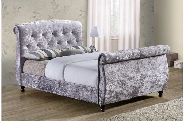 toulouse bed frame only