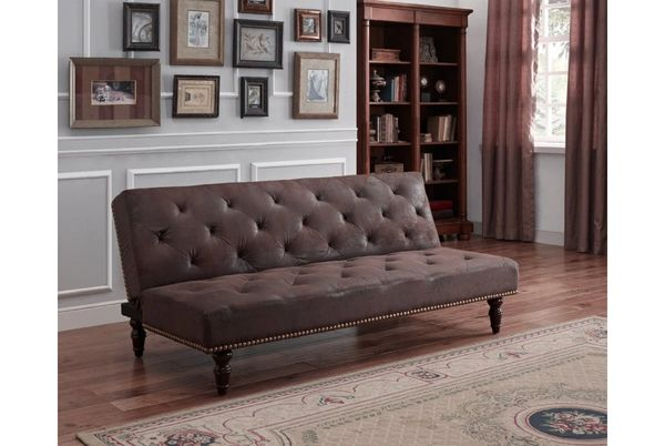 Charles Vintage Style Sofa Bed