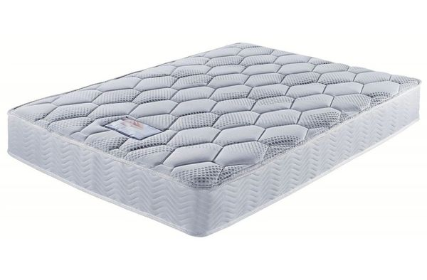 memory multi pocket mattress only