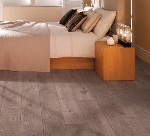 Krono Original Eurohome Country San Diego Oak Twin Clic 7mm Groove Laminate Flooring