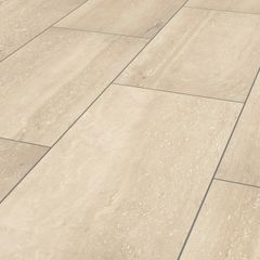 Krono Original Stone Impression 8mm Palatino Travertin Stone Effect Flooring