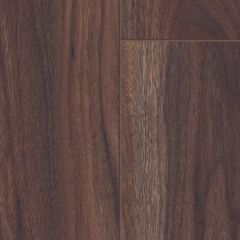 Krono Original Vario 8mm Dark Walnut Groove Laminate Flooring