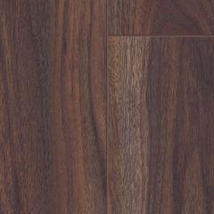 Krono Original Vario 8mm Dark Walnut Groove Laminate Flooring
