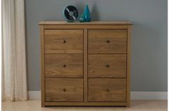 Santiago 6 Drawer Chest
