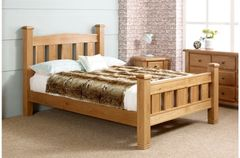 Woodstock Bed oak or grey
