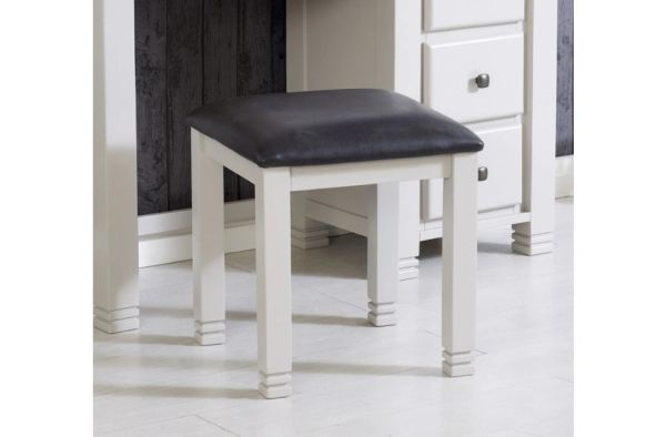 Woodstock Stool oak or grey
