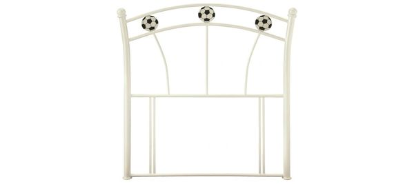 Soccer Headboard black or white
