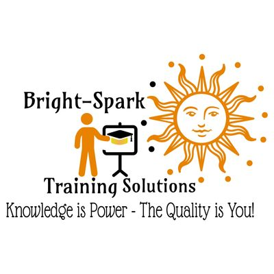 Bright-spark training solutions logo based in Tipton west midlands