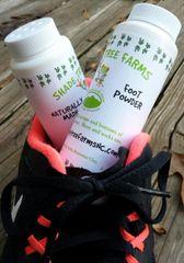 All Natural Foot Powder