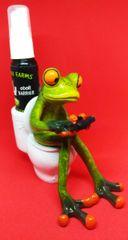 Potty Frog