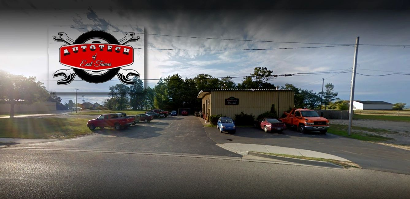 This is an outside picture of Auto Tech of East Tawas.