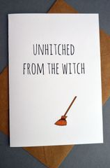 UNHITCHED FROM THE WITCH