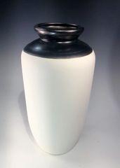 Gunmetal Vase