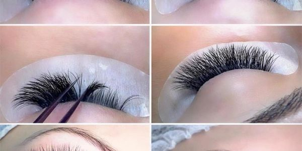 Lash extension services