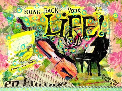 Bring Back Your Life