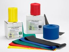 TheraBand™ Latex-Free Resistance Bands 50 yd